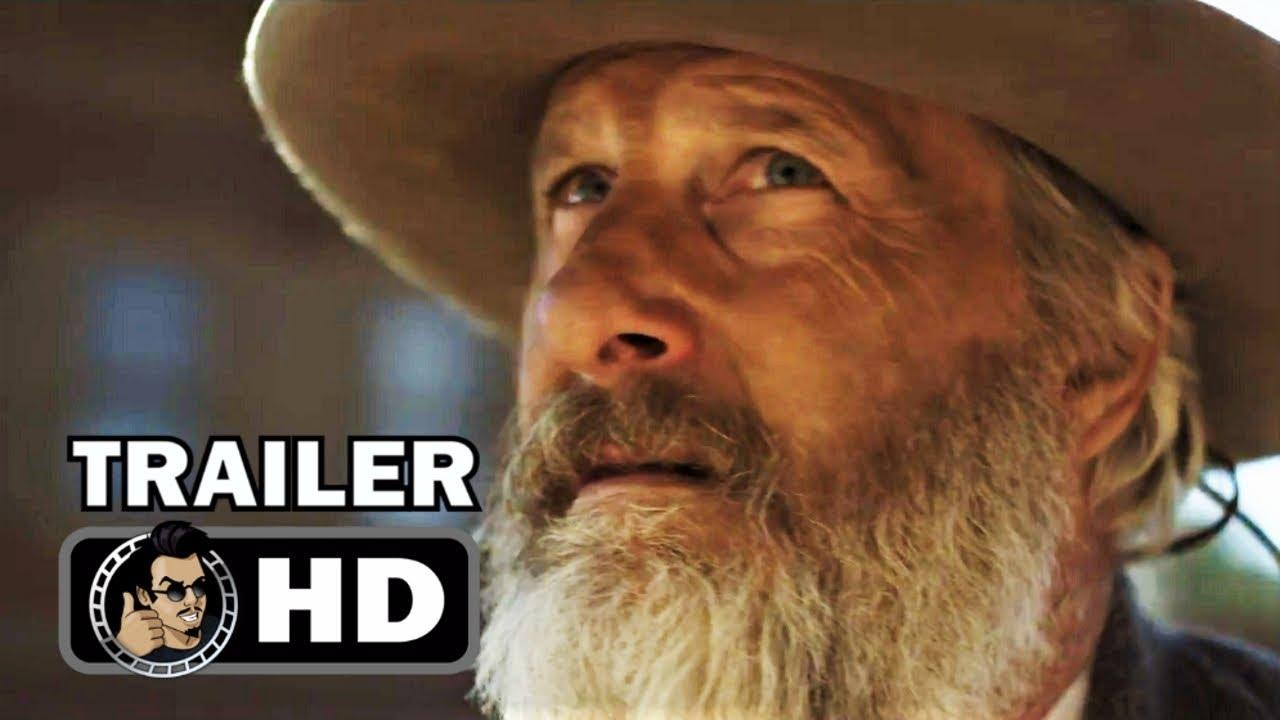 GODLESS Official Trailer HD Jeff Daniels Netflix Western