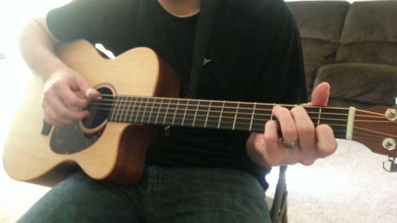 Tis So Sweet To Trust In Jesus Fingerstyle Guitar Tab Youtube