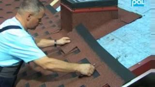 видео Кровля икопал: устройство крыши из icopal, катепала