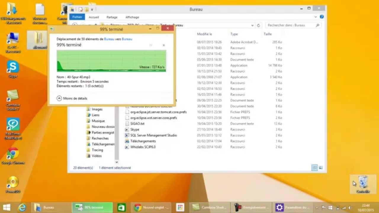 Envoi et transfert de gros fichiers - Dropbox