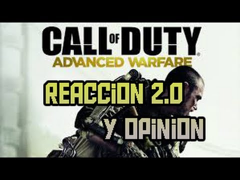 Call Of Duty Advanced Warfare Trailer - Reacción En 2.0, Análisis y opinión-Dodo carren