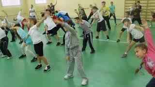 Уроки физической культуры разминка I часть
