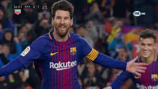 [Liga] Barcellona vs Girona 6-1 Gol e highlights - 24/02/2018 HD