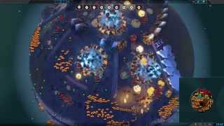 5v5 w/ Promethean | LANES | Planetary Annihilation Gameplay 262