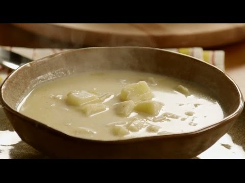 How To Make Potato Leek Soup | Soup Recipes | Allrecipes.com