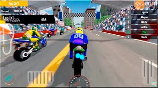 Super Bike Racing Game #Dirt Motorcycle Race Game #Bike Games 3D for Android