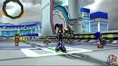Blaze The Cat Sonic Riders Zero Gravity