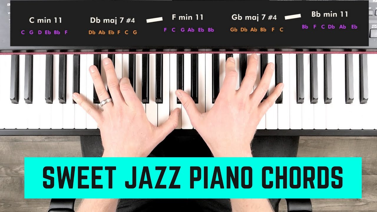 Sweet jazz piano chords 3 kenny barron style progressions sweet jazz piano chords 3 kenny barron style progressions hexwebz Image collections