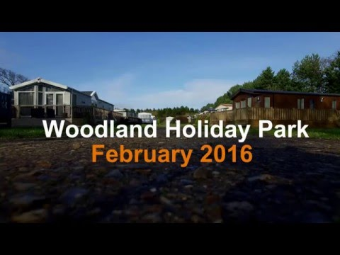 Woodland Holiday Park, February 2016