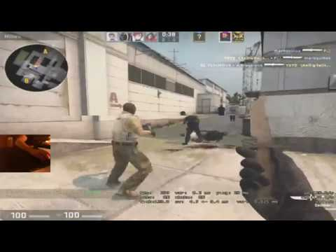 CS GO   AREA   Playing Cache 35 13