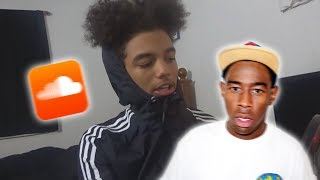 HOW TO MAKE A SONG On SOUNDCLOUD!! (Easy Tips) thumbnail