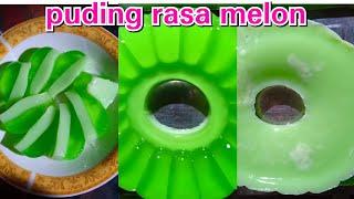 Download Video Resep simpel, cara membuat puding nutrijel rasa melon yang sangat lezat MP3 3GP MP4