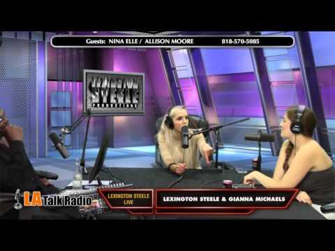 LA Talk Radio: Lexington Steele Live 5-25-15