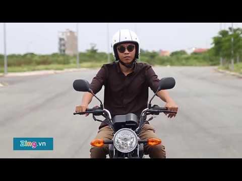 Suzuki GD110 Đậm Chất Cổ Điển - Bài Review Từ Zing.vn