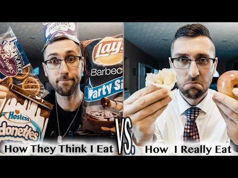 IT'S NOT THAT SERIOUS! - Full WEEK of Eating