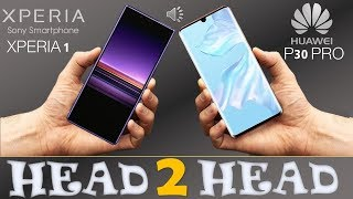 Download SONY XPERIA 1 VS HUAWEI P30 PRO Mp3 and Videos