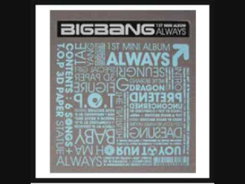 Big Bang-Oh ma baby