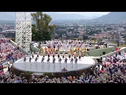 Guelaguetza 2014, Heroica Ciudad de Tlaxiaco, Mixteca (Sones y Jarabes de Tlaxiaco)