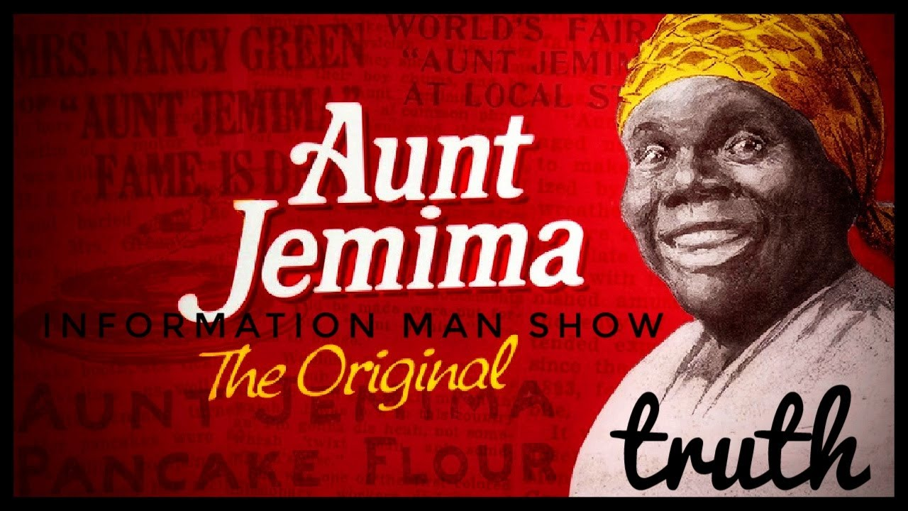 The Real History Of Aunt Jemima On The Pancake Box TRUTH