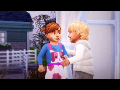 SIMS 4 POOR AND RICH LOVE STORY thumbnail