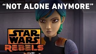 Not Alone Anymore - Blood Sisters Preview | Star Wars Rebels