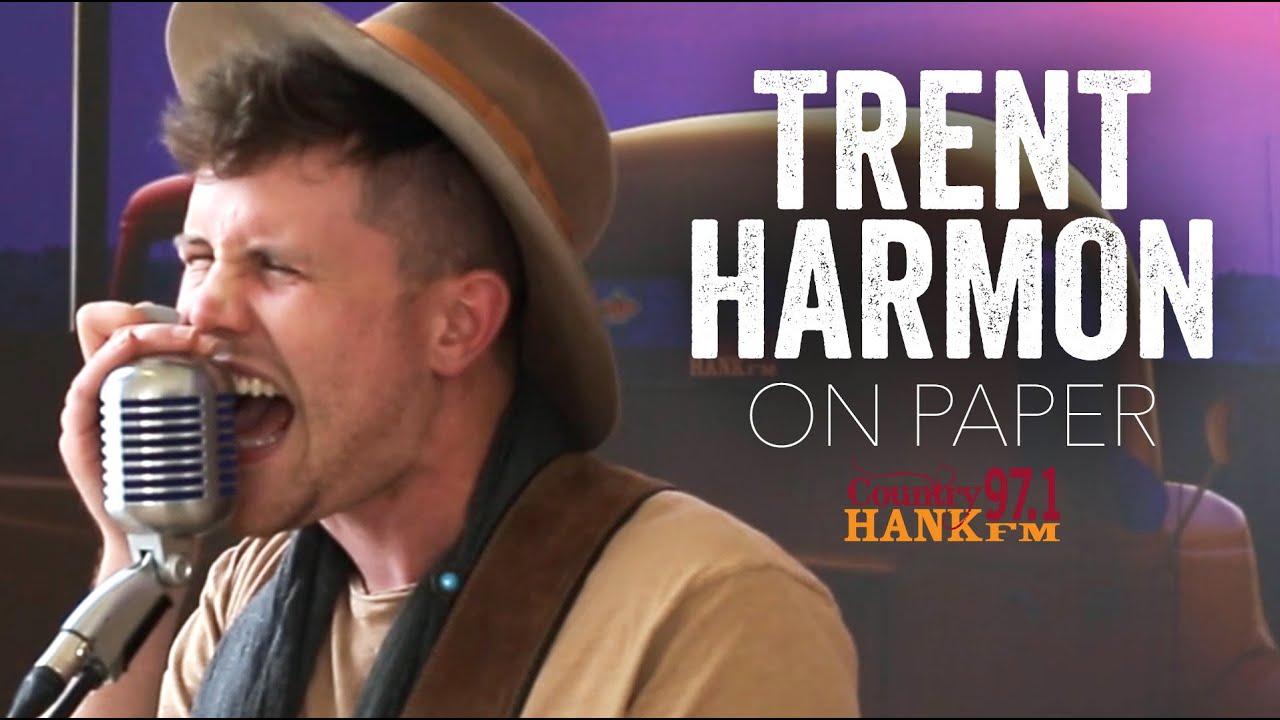 Trent Harmon - On Paper - YouTube