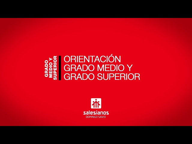 Vídeo Orientación GM y GS