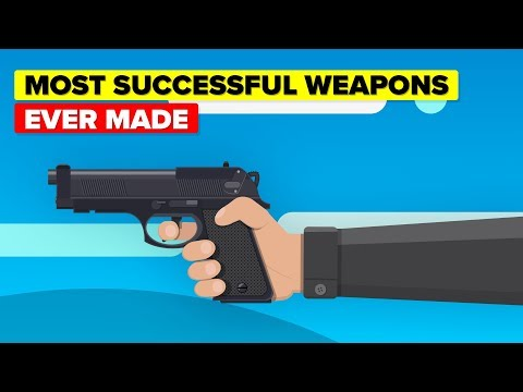 Most Successful Weapons Ever Invented