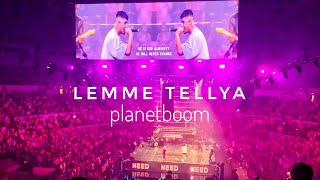 Download Mp3 Lemme Tellya | Planetboom Live In Manila  Planetshakers Praise Party / Conferenc