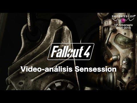 Fallout 4 Análisis Sensession