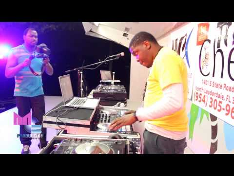 DJ MANNY MIX @ DA CARIBEAN DJ FESTIVAL MAY 16 2014
