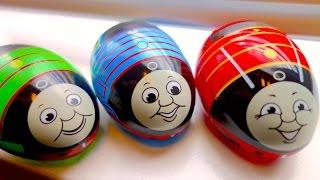Thomas & Friends Egg Toy きかんしゃトーマス エッグおもちゃ