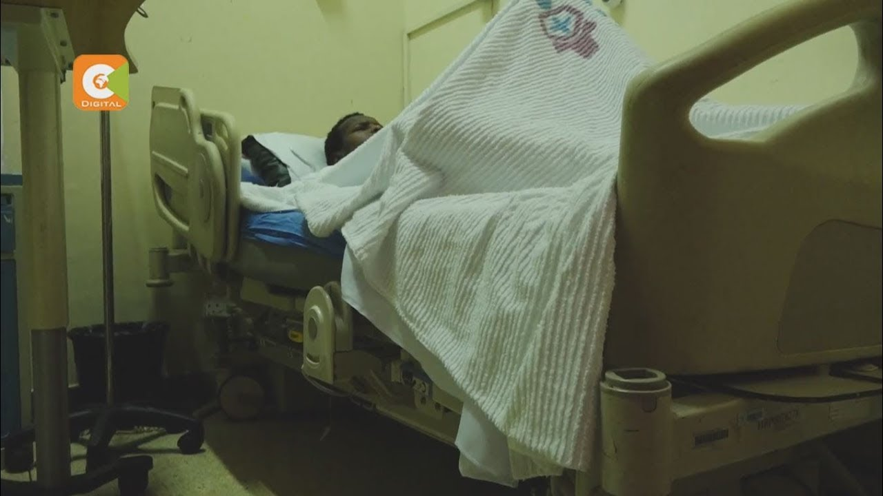 Student suffering from rare blood disease sit KCSE in hospital