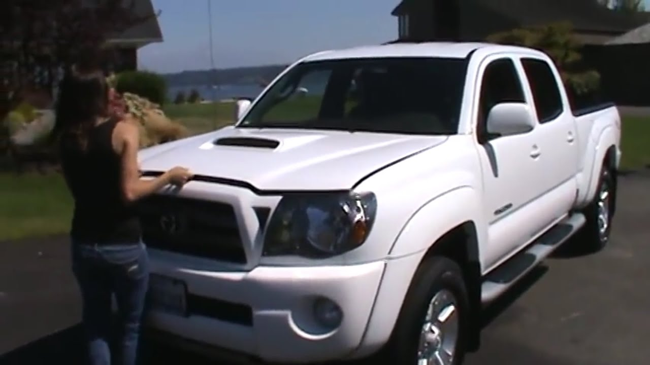 Wanted Tacoma Trucks Sold 2009 Toyota Tacoma Trd Sport