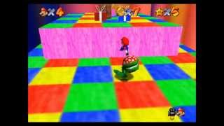 SM64  - Christmas Land [Gameplay]