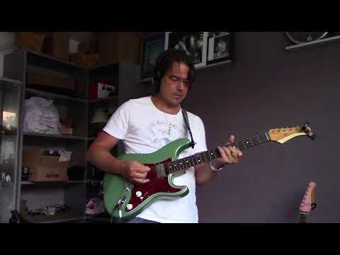 Boss Katana Patch - Van Halen - Dance The Night Away