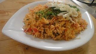 Tomato Rice With Herb And Cheese | Sanjeev Kapoor Khazana