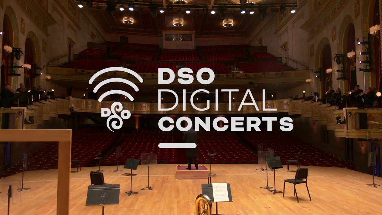 Artwork representing 2020-2021 DSO Digital Concerts
