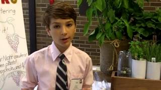 Ethan Bowman, Jamestown - EZ GRO