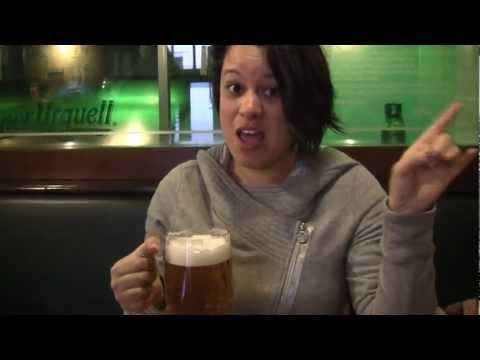 Nicole Explains What heck 'Tank Beer' means in Prague