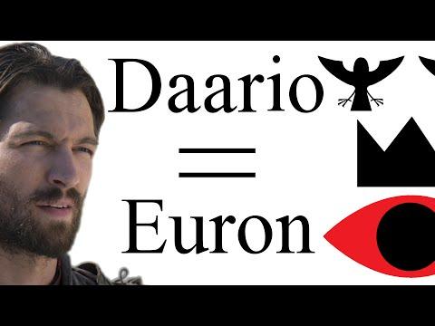 Daario=Euron: Are Daario Naharis And Euron Greyjoy The Same Person?