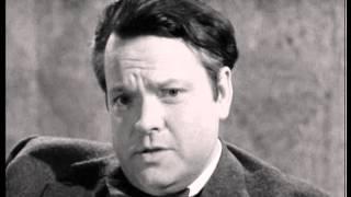 Orson Welles Sketchbook - Episode 3: The Police