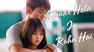 Pyaar Hota Ja Raha Hai    Altaaf Sayyed    Korean Mix Video Song    Bring It On Ghost