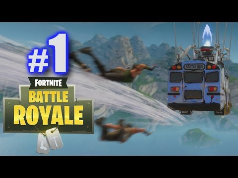 I KILLED HER! | Fortnite (PS4) | Battle Royale #1