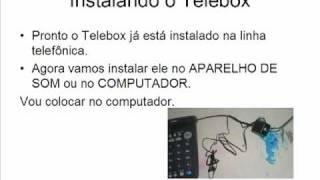 Instalando o Telebox - como instalar seu kit de telemensagem