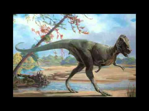 daspletosaurus roar sound effects