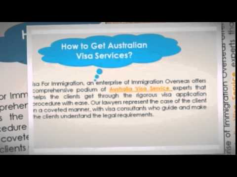 Looking Australian Visa Services