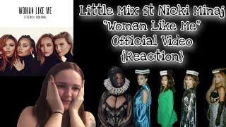 woman like me lyrics little mix nicki minaj