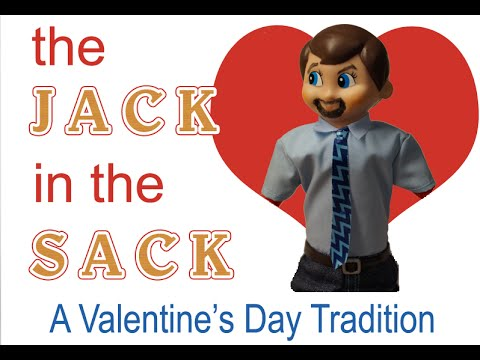 The Jack in the Sack: A Valentine's Day Tradition - YouTube