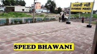 TVC Rajdhani On Rampage Honks Tears Bhawani Mandi